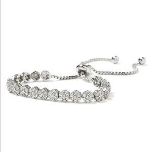 BR sparkle circle bracelet